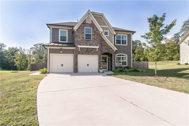 2351 Hammock Drive, High Point, NC 27265 (MLS #949317) :: Berkshire Hathaway HomeServices Carolinas Realty