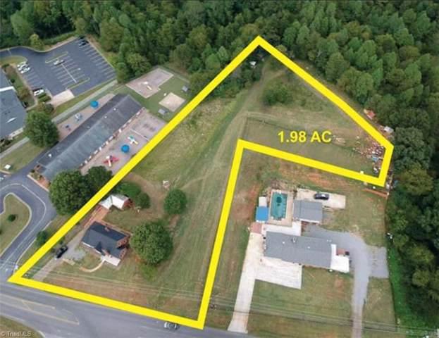 828 Johnson Ridge Road, Elkin, NC 28621 (MLS #949337) :: RE/MAX Impact Realty