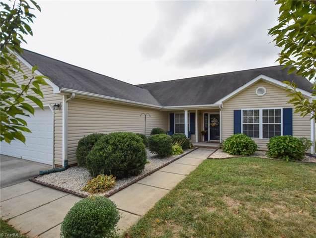 833 Pecan Ridge Circle, Kernersville, NC 27284 (MLS #949339) :: Kim Diop Realty Group