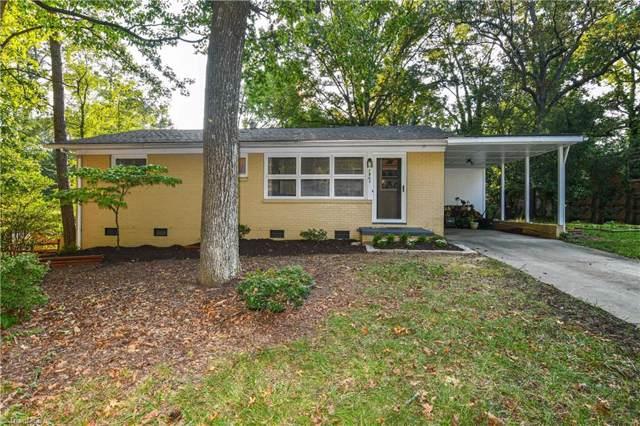 2803 Wynnewood Drive, Greensboro, NC 27408 (MLS #949345) :: Kim Diop Realty Group
