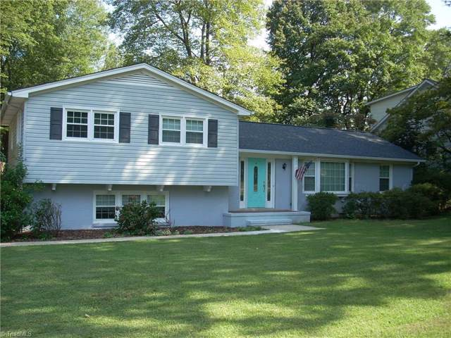 3202 Northampton Drive, Greensboro, NC 27408 (MLS #949393) :: Kim Diop Realty Group