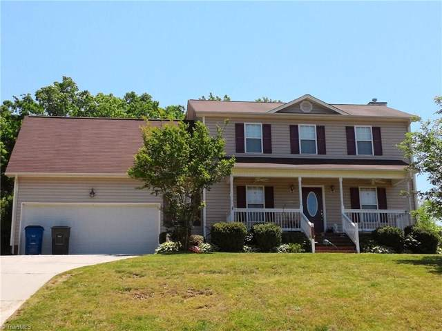 736 Trails End Drive, Graham, NC 27253 (MLS #949404) :: Kim Diop Realty Group