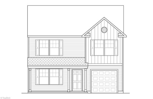 5023 Red Poll Drive M-36, Greensboro, NC 27405 (MLS #949459) :: Kim Diop Realty Group