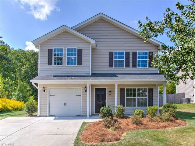 4101 Country Pine Lane, Greensboro, NC 27405 (MLS #949463) :: Lewis & Clark, Realtors®