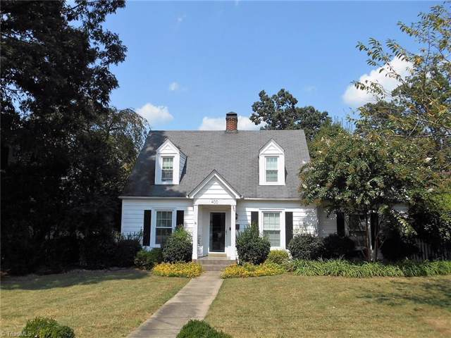 400 Otteray Avenue, High Point, NC 27262 (MLS #949480) :: Kim Diop Realty Group