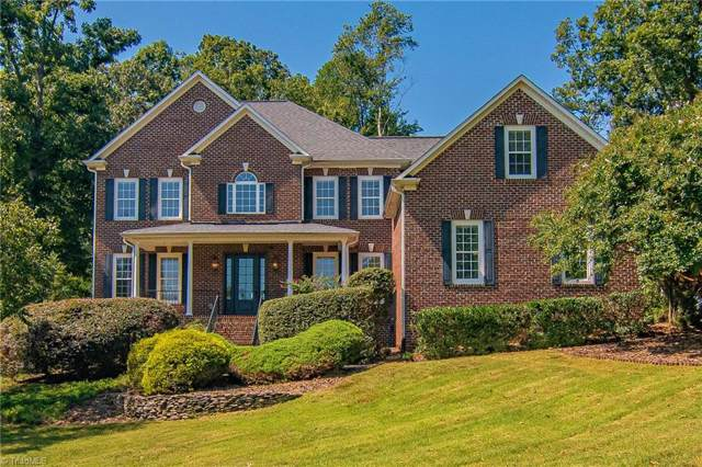 6111 Colwyn Court, Greensboro, NC 27455 (MLS #949488) :: Berkshire Hathaway HomeServices Carolinas Realty