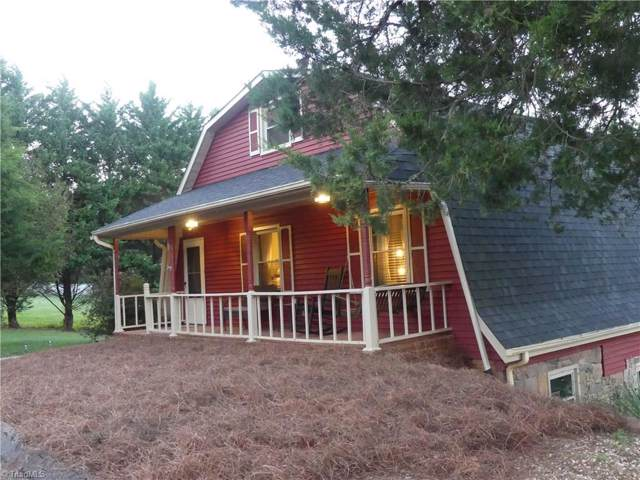 196 Charity Church Road, Millers Creek, NC 28651 (MLS #949518) :: Ward & Ward Properties, LLC