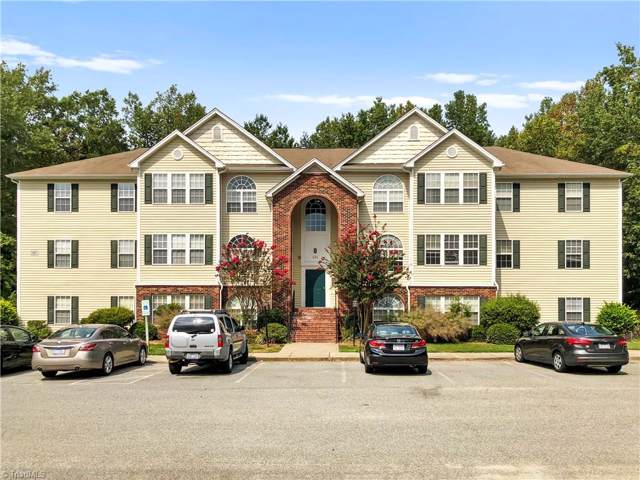 131 James Road 2C, High Point, NC 27265 (MLS #949526) :: Kim Diop Realty Group
