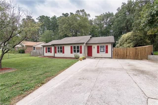 4629 Pennoak Road, Greensboro, NC 27407 (MLS #949554) :: Kim Diop Realty Group