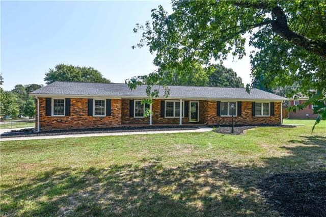 1501 Reynard Drive, Kernersville, NC 27284 (MLS #949575) :: HergGroup Carolinas | Keller Williams
