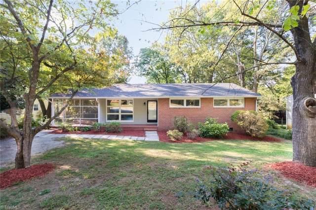 2517 Netherwood Drive, Greensboro, NC 27408 (MLS #949598) :: Kim Diop Realty Group