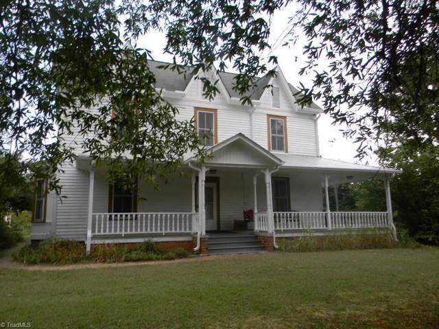 4575 Brown Road, Mount Ulla, NC 28125 (MLS #949635) :: Lewis & Clark, Realtors®