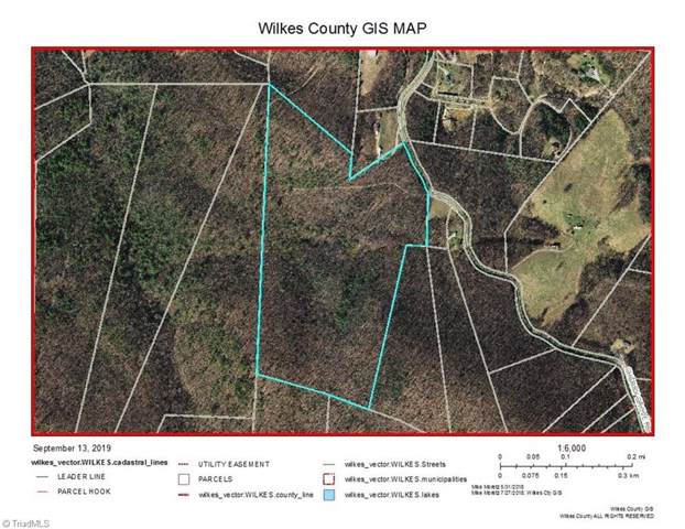 0 Cherry Grove Road, Moravian Falls, NC 28654 (MLS #949640) :: Ward & Ward Properties, LLC