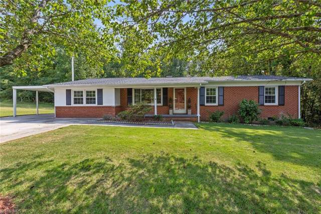 2387 Burton Road, Thomasville, NC 27360 (MLS #949649) :: HergGroup Carolinas | Keller Williams