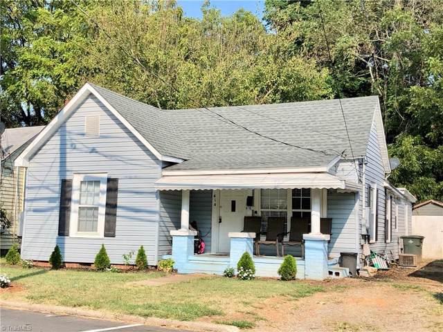 414 S Institute Street, Salisbury, NC 28144 (MLS #949685) :: Lewis & Clark, Realtors®