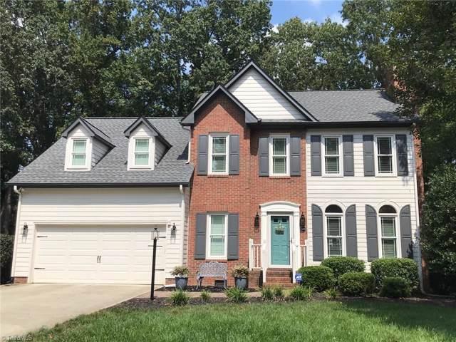 3309 Peninsula Drive, Jamestown, NC 27282 (MLS #949688) :: Berkshire Hathaway HomeServices Carolinas Realty