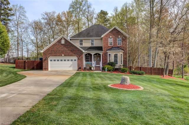 1348 Greenheather Drive, Salisbury, NC 28147 (MLS #949702) :: Lewis & Clark, Realtors®