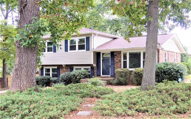 1706 Bashford Lane, Greensboro, NC 27405 (MLS #949711) :: Lewis & Clark, Realtors®