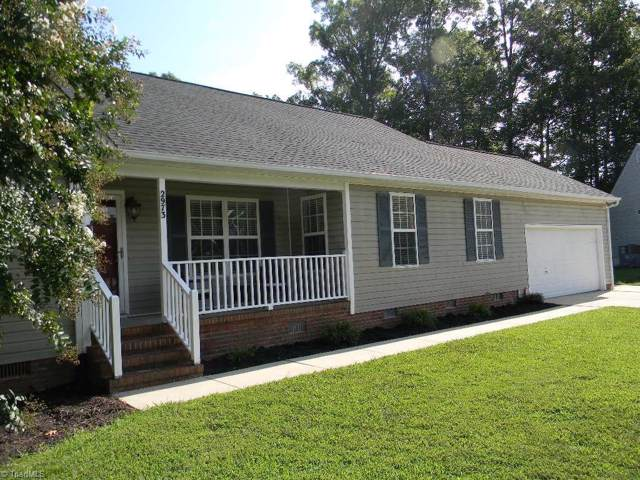 2973 Butterwood Drive, Jamestown, NC 27282 (MLS #949714) :: Berkshire Hathaway HomeServices Carolinas Realty