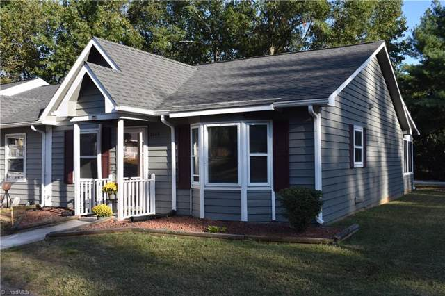 3049 Windchase Court, High Point, NC 27265 (MLS #949731) :: Ward & Ward Properties, LLC