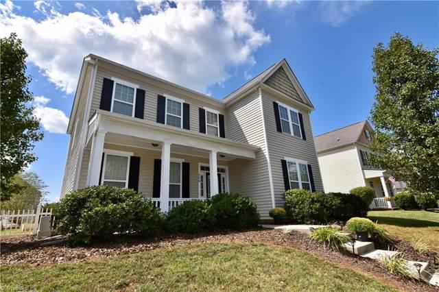 189 Parkview Lane, Advance, NC 27006 (MLS #949764) :: Ward & Ward Properties, LLC