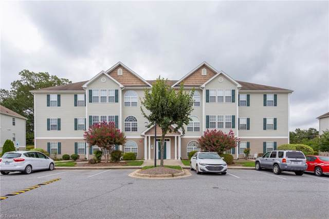 6112 Hedgecock Circle, High Point, NC 27265 (MLS #949780) :: Kim Diop Realty Group
