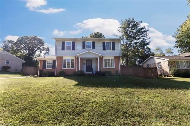 3019 Robin Hood Drive, Greensboro, NC 27408 (MLS #949799) :: Berkshire Hathaway HomeServices Carolinas Realty