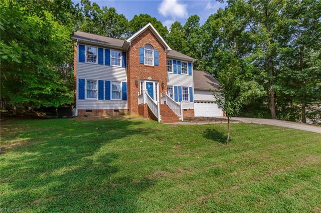 1117 New Hampshire Drive, Jamestown, NC 27282 (MLS #949830) :: Berkshire Hathaway HomeServices Carolinas Realty