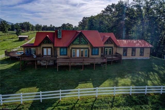 267 Cowboy Lane, Lowgap, NC 27024 (MLS #949904) :: RE/MAX Impact Realty