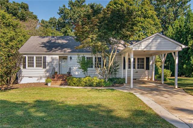 1001 Vernon Avenue, Winston Salem, NC 27106 (MLS #949923) :: Berkshire Hathaway HomeServices Carolinas Realty