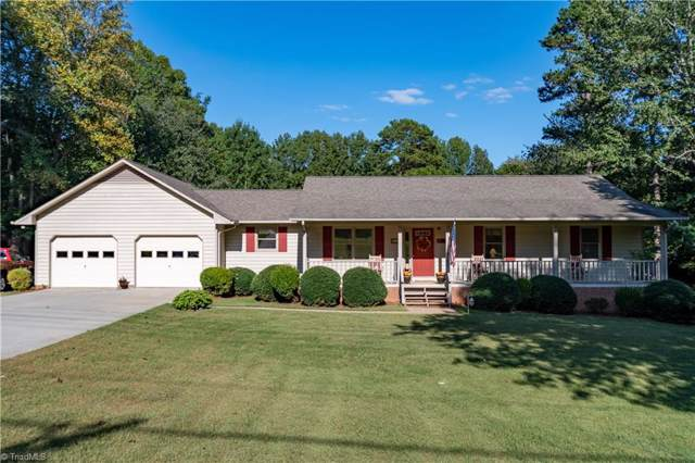 723 Nc Highway 801 S, Advance, NC 27006 (MLS #949930) :: RE/MAX Impact Realty