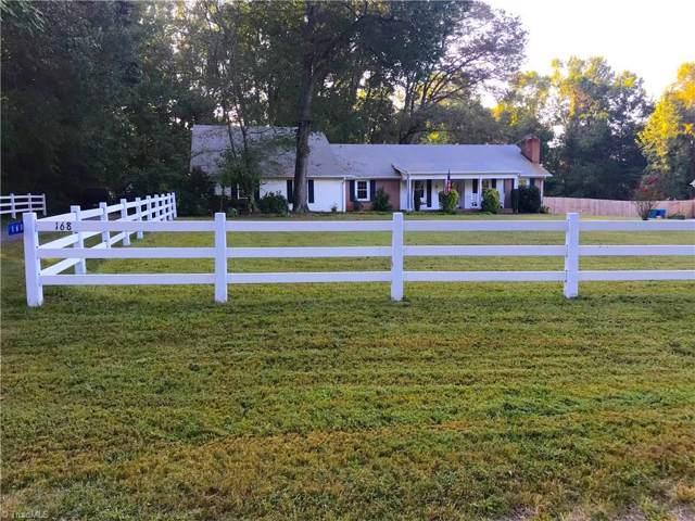 168 Oakbrook Drive, Advance, NC 27006 (MLS #949934) :: Kim Diop Realty Group