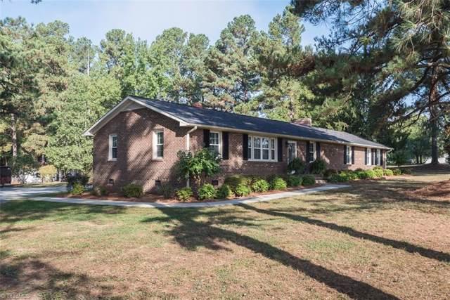 3780 Nc Highway 49, Burlington, NC 27217 (MLS #949935) :: Berkshire Hathaway HomeServices Carolinas Realty