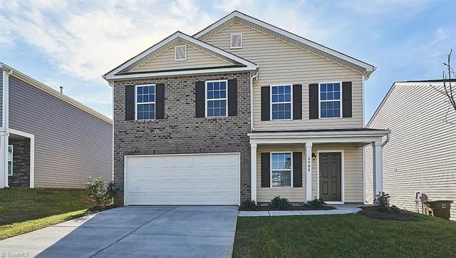 5114 Nokota Place, Greensboro, NC 27405 (MLS #949944) :: Berkshire Hathaway HomeServices Carolinas Realty
