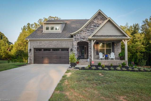 300 Celo Knob Trail, Kernersville, NC 27284 (MLS #949957) :: Berkshire Hathaway HomeServices Carolinas Realty