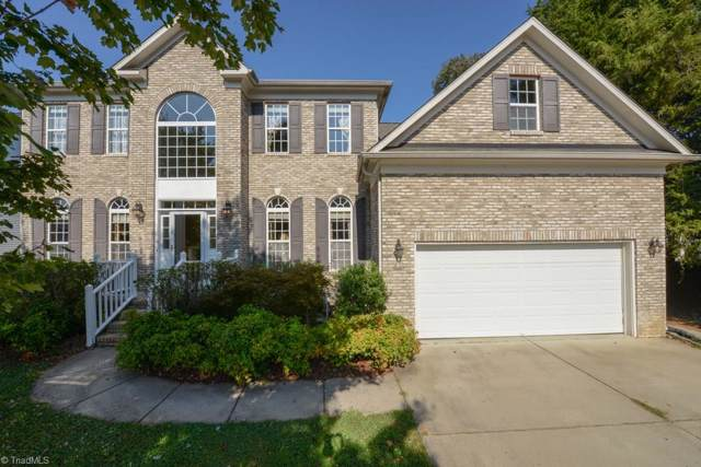 2959 Shady View Drive, High Point, NC 27265 (MLS #949969) :: Berkshire Hathaway HomeServices Carolinas Realty