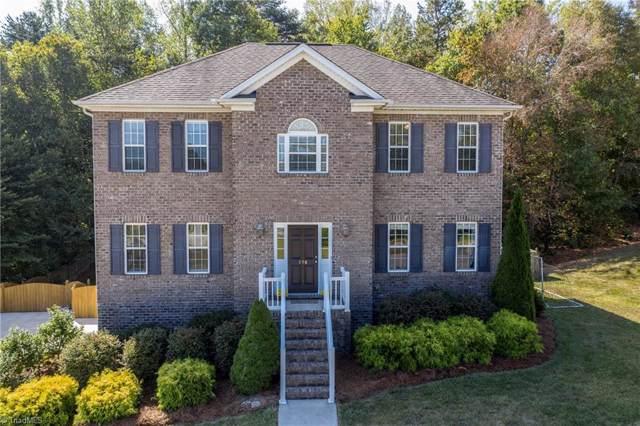 176 Topaz Drive, Winston Salem, NC 27127 (MLS #949973) :: Berkshire Hathaway HomeServices Carolinas Realty