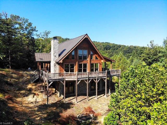 1447 Gambill Creek Road, Hays, NC 28635 (MLS #949981) :: Ward & Ward Properties, LLC