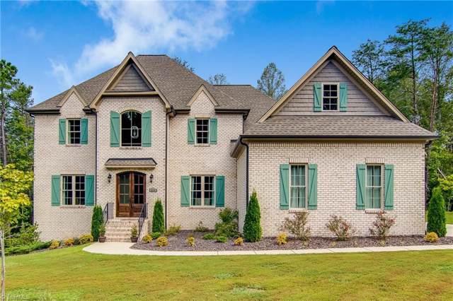 8206 Willow Glen Trail, Greensboro, NC 27455 (MLS #949982) :: Ward & Ward Properties, LLC