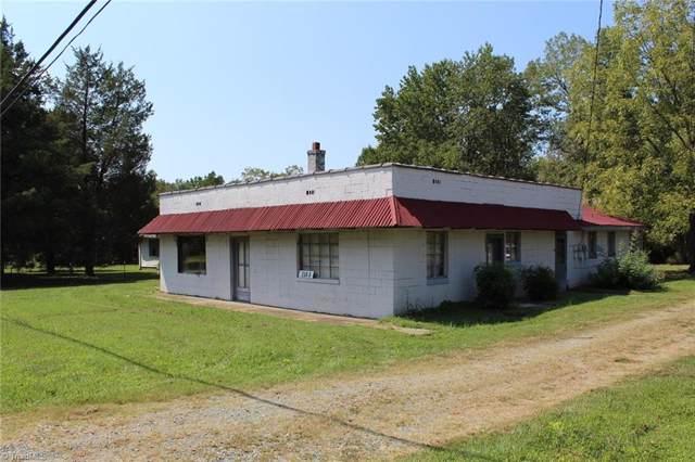 216 Nc Highway 100, Gibsonville, NC 27249 (MLS #949987) :: Berkshire Hathaway HomeServices Carolinas Realty