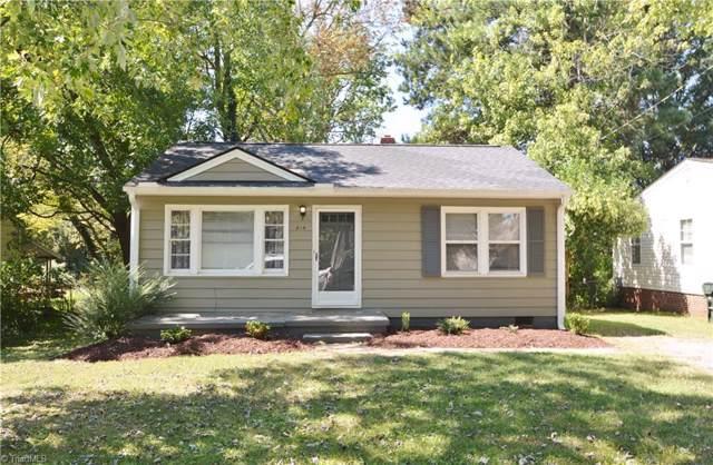 909 Turrentine Street, Burlington, NC 27215 (MLS #949988) :: Berkshire Hathaway HomeServices Carolinas Realty