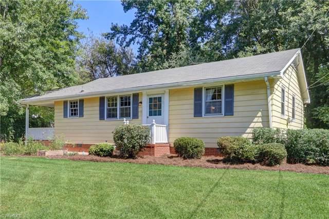 2618 Shady Lawn Drive, Greensboro, NC 27408 (MLS #950059) :: Kim Diop Realty Group