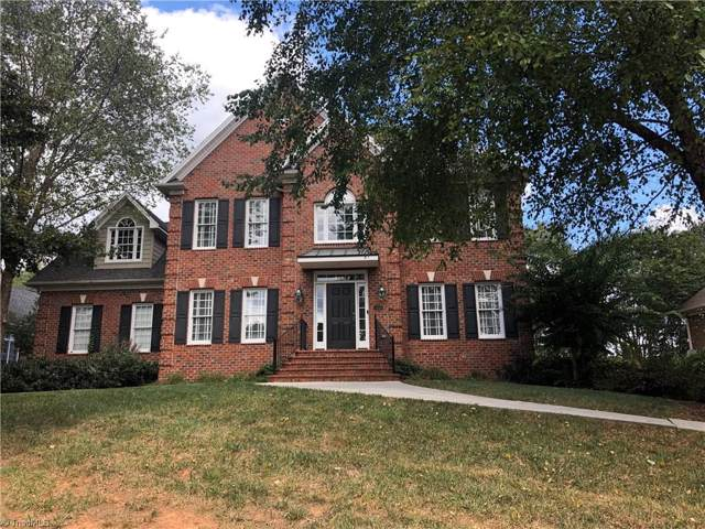 3900 Rosebriar Lane, Winston Salem, NC 27106 (MLS #950112) :: HergGroup Carolinas | Keller Williams
