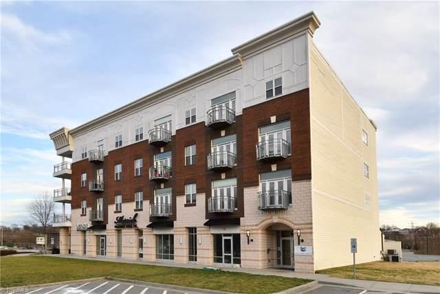 1111 Marshall Street #372, Winston Salem, NC 27101 (MLS #950129) :: HergGroup Carolinas | Keller Williams