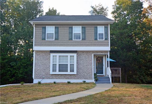 165 Heather Court, Mocksville, NC 27028 (MLS #950171) :: RE/MAX Impact Realty