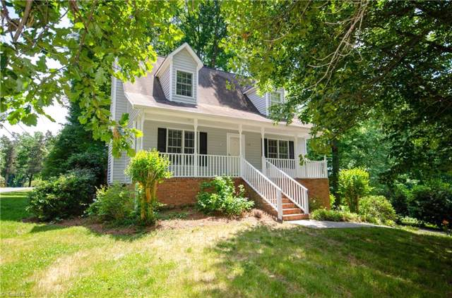 100 Wyman Court, Winston Salem, NC 27106 (MLS #951196) :: Kim Diop Realty Group