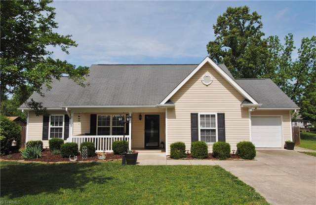 1781 Tori Lane, Winston Salem, NC 27127 (MLS #951219) :: HergGroup Carolinas | Keller Williams