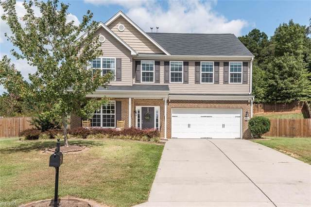 4085 Cleburne Court, Haw River, NC 27258 (MLS #951237) :: Kim Diop Realty Group