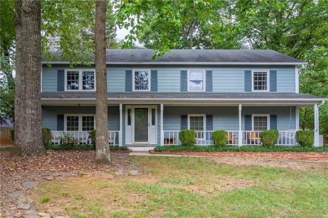 101 Evergreen Drive, Winston Salem, NC 27106 (MLS #951247) :: HergGroup Carolinas | Keller Williams