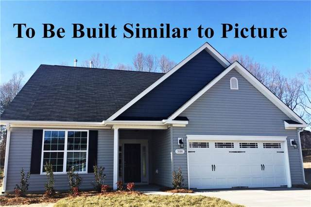 508 Bluffwood Court Lot 13, Kernersville, NC 27284 (MLS #951266) :: Kim Diop Realty Group